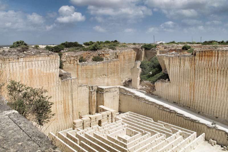 Líthica y la recuperación de canteras de s'Hostal en Menorca